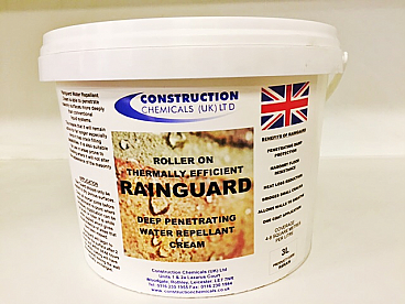 Rain Guard Water Repellent Cream