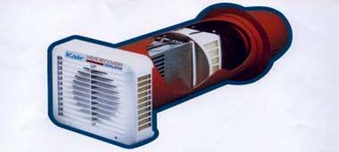 Kair Heat Recover Ventilator - KHRV150