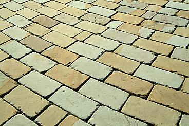 Block Pave Sealer on block paving