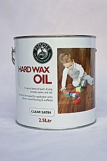 Fiddes Hard Wax Oil - 2.5 Litres