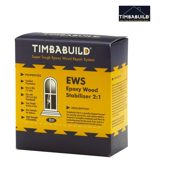Timbabuild EWS Epoxy Wood Stabilizer